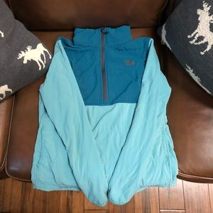 The North Face Pullover 1/4 zip